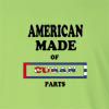 American Made of Cuba  Parts Long Sleeve T-Shirt