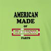 American Made of Denmark Parts Long Sleeve T-Shirt