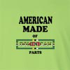 American Made of Dominica Parts Long Sleeve T-Shirt