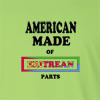 American Made of Eritrea Parts Long Sleeve T-Shirt