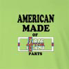 American Made of Faroe Island  Parts Long Sleeve T-Shirt