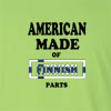 American Made of Finland Parts Long Sleeve T-Shirt