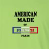American Made of France Parts Long Sleeve T-Shirt