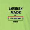 American Made of Gambia Parts Long Sleeve T-Shirt