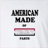 American Made Of Yemen Parts Long Sleeve T-Shirt