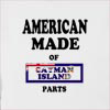American Made Of Cayman Islands Parts Hooded Sweatshirt