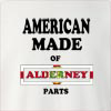 American Made Of Uzbekistan Parts Crew Neck Sweatshirt