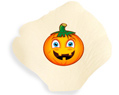 Pumpkin Personalized Silk Rose Petals Wedding 100
