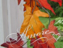 Fall Leaves Garland Wedding 6 ft