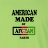 American Made of Afghanisthan  Parts Long Sleeve T-Shirt