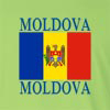 Moldova Long Sleeve T-Shirt