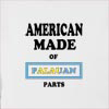 American Made Of Palau Parts Hooded Sweatshirt