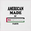 American Made Of Palestine Parts Hooded Sweatshirt