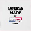 American Made Of Panama Parts Hooded Sweatshirt