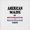 American Made Of Paraguay Parts Hooded Sweatshirt