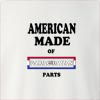 American Made Of Paraguay Parts Crew Neck Sweatshirt