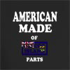 American Made of Caicoa Island Parts