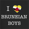 I Love Brunei Boys