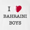 I Love Bahrain Boys T-Shirt