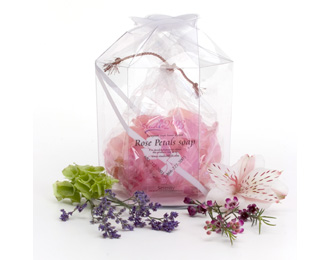 Rose Petals Soap Serenity Fragrance