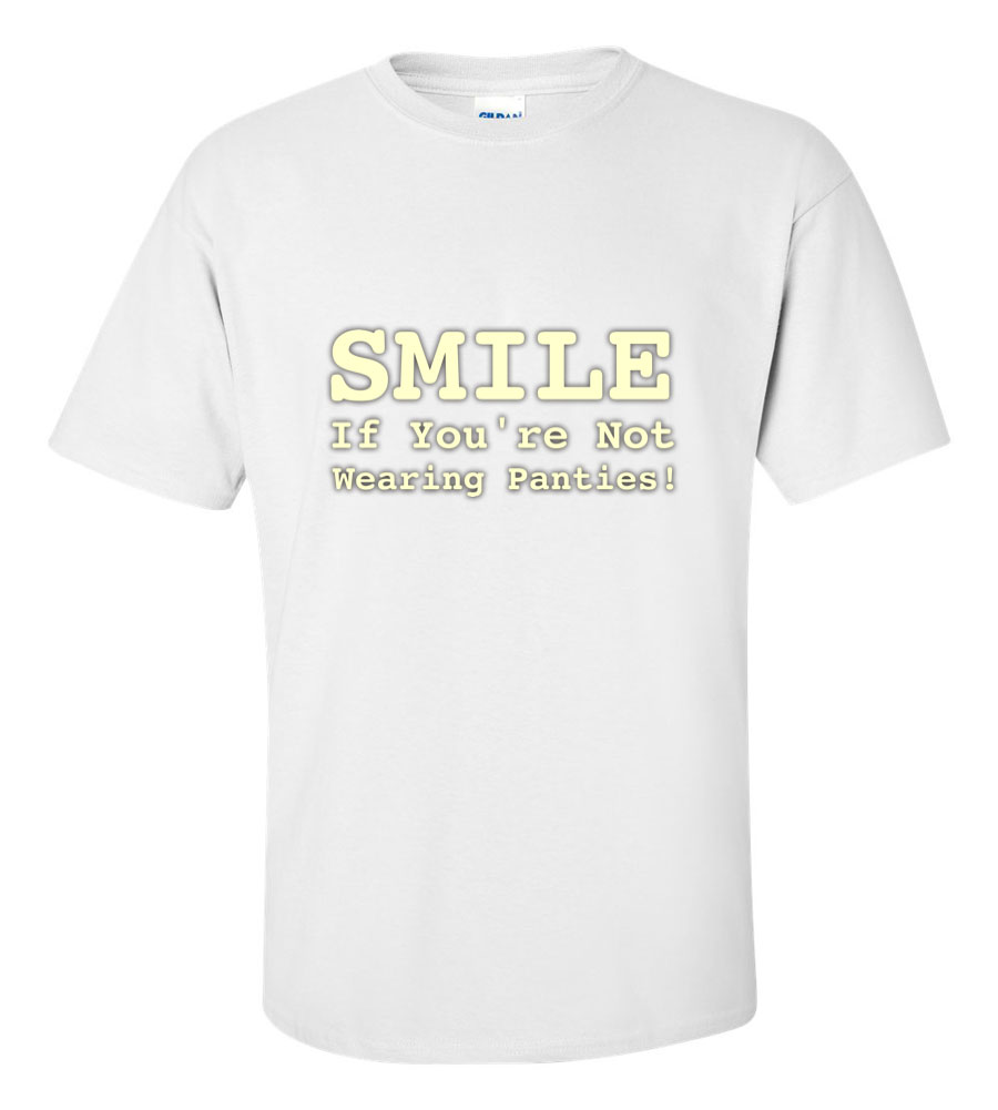 smile if t shirt