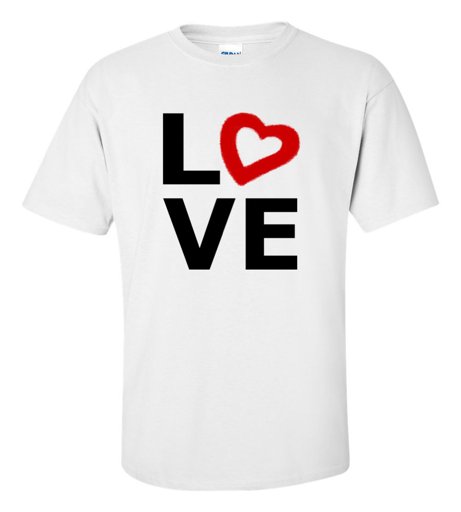 St. Valentine's Day Love T Shirt