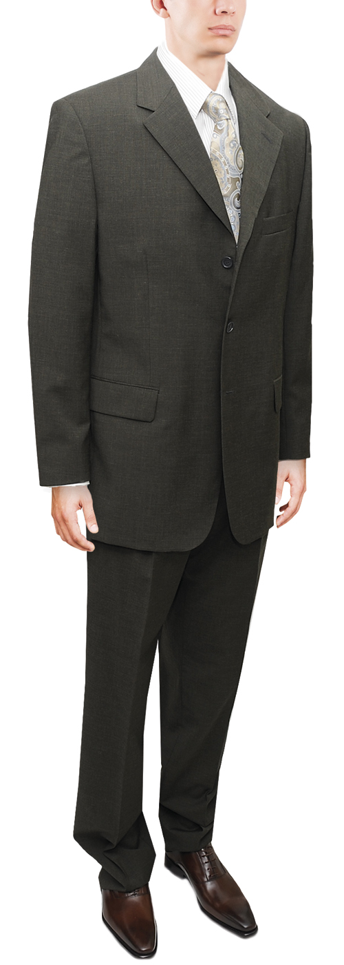 Forest Green Business Suit - Modern Signature Collection