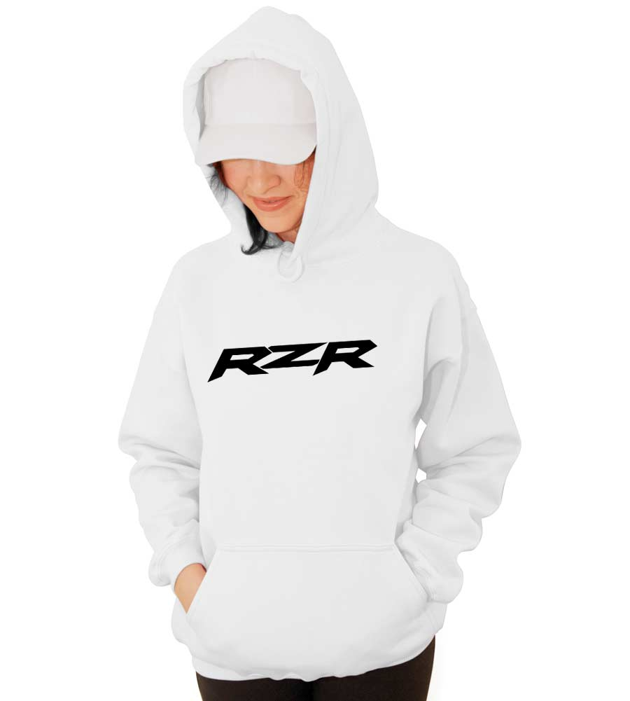Polaris RZR ATV Extreme Sport Racing Motorcycle Hooded Sweatshirt
