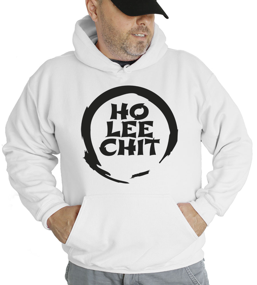 Ho Lee Chit Hooded Sweatshirt