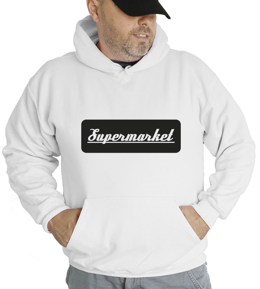 Supermarket Hooded Sweatshirt