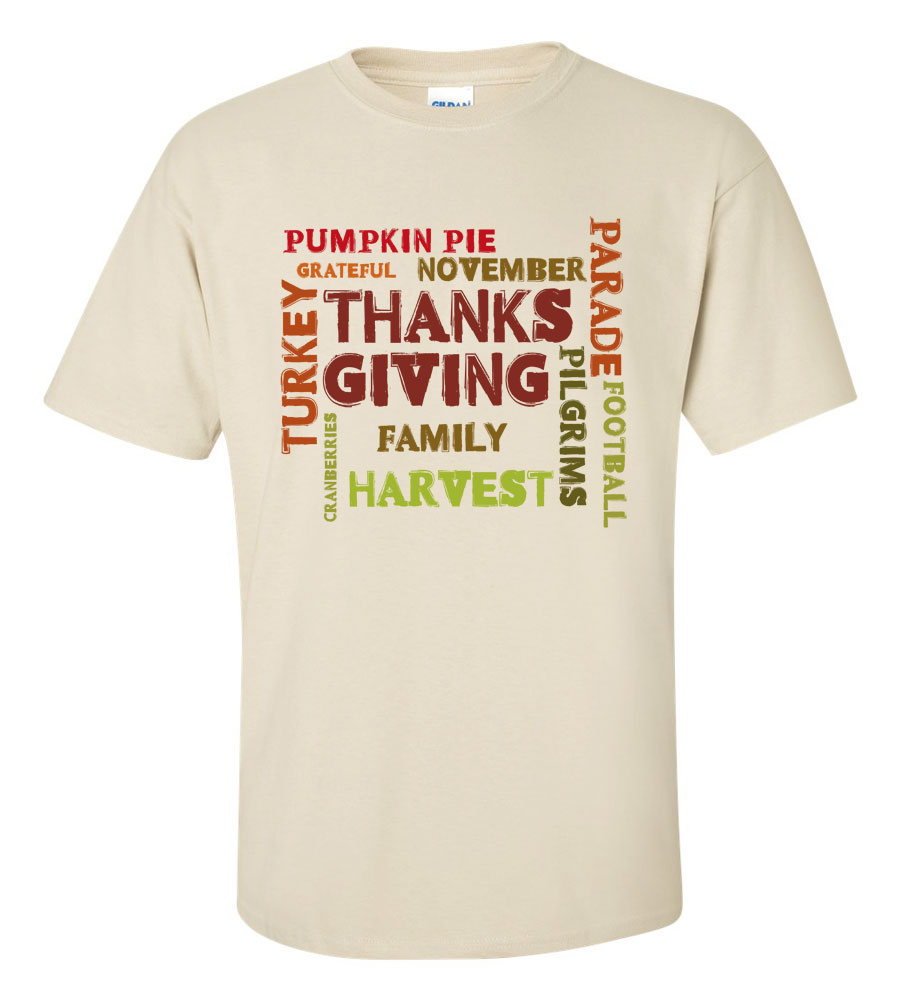 Thanksgiving Holiday T-Shirt