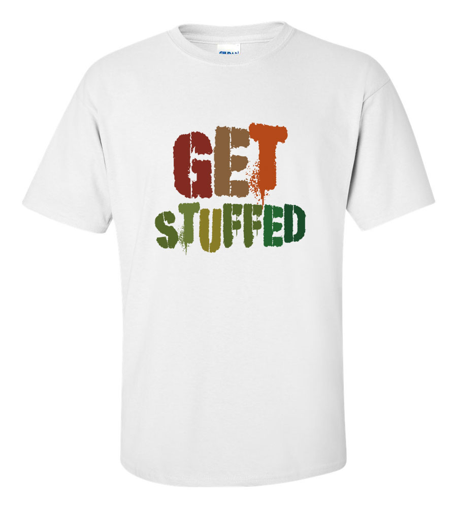 Get Stuffed Thanksgiving T-Shirt