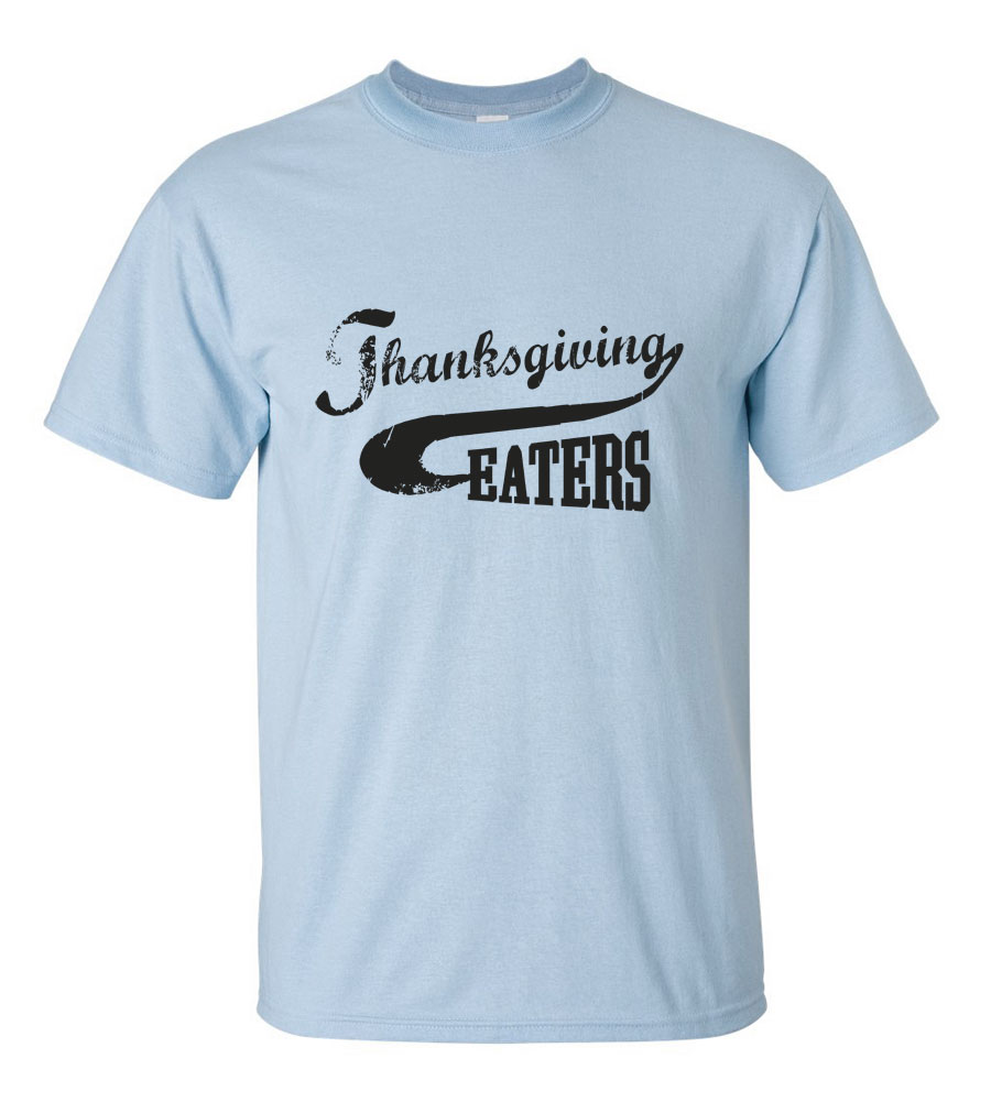 Thanksgiving Eaters T-Shirt