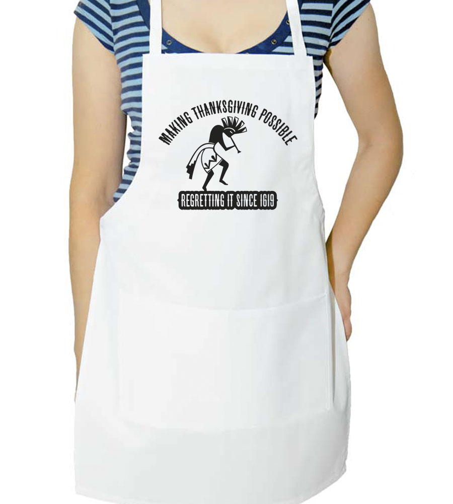 Making Thanksgiving Possible Apron
