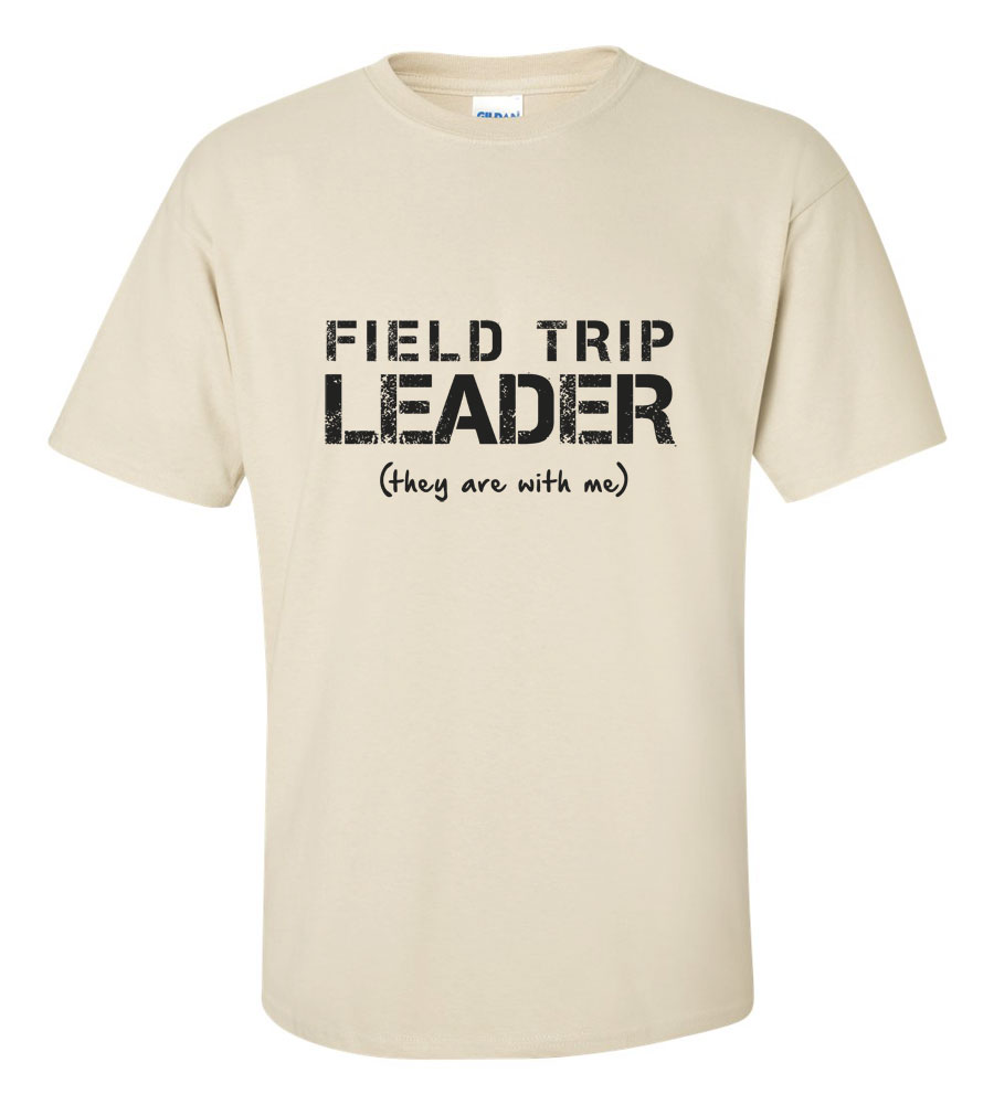 Field Trip Leader Hooded Sweatshirt