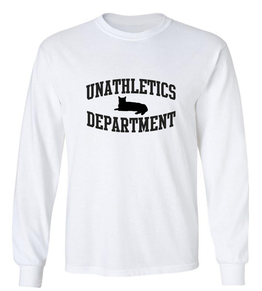 Unathletics Department Long Sleeve T-Shirt
