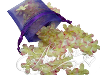 Silk Hydrangea Petals Wedding 400