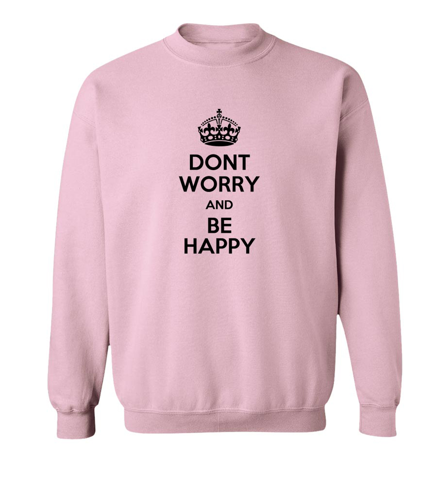 Don't Get Mad Get Even Crew Neck Sweatshirt
