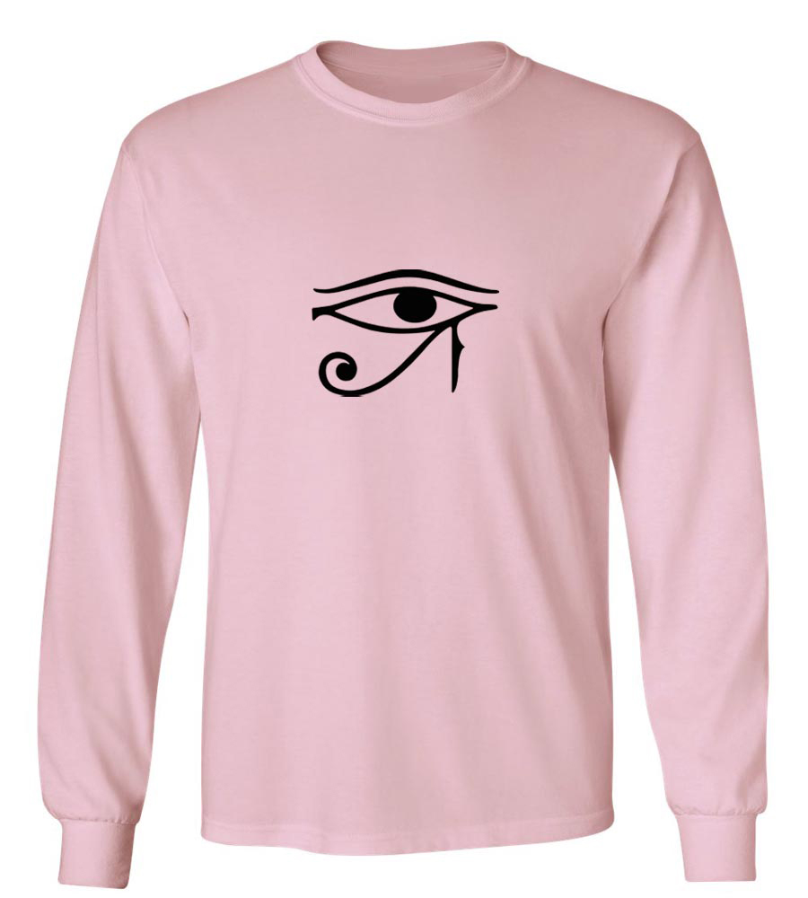 Eye Of Horus Long Sleeve T-Shirt
