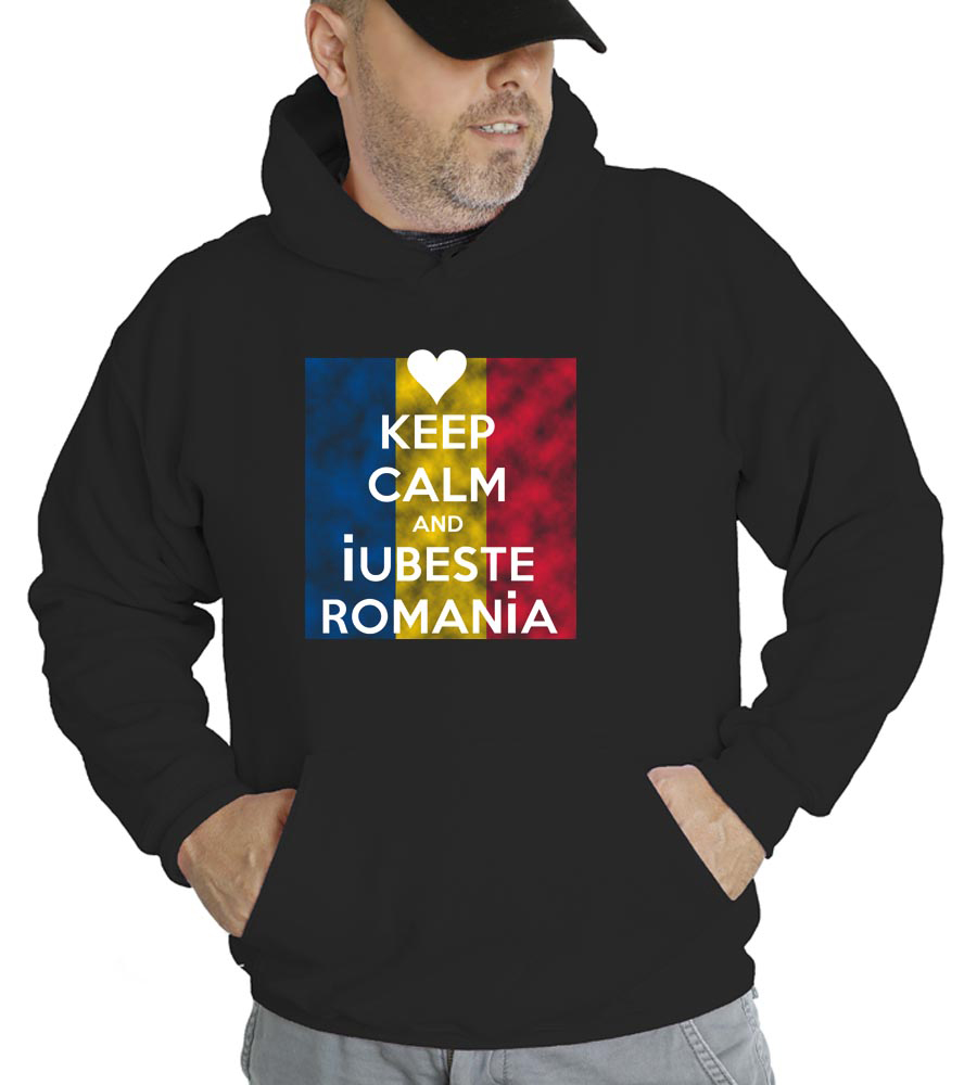 Keep Calm And Iubeste Romania