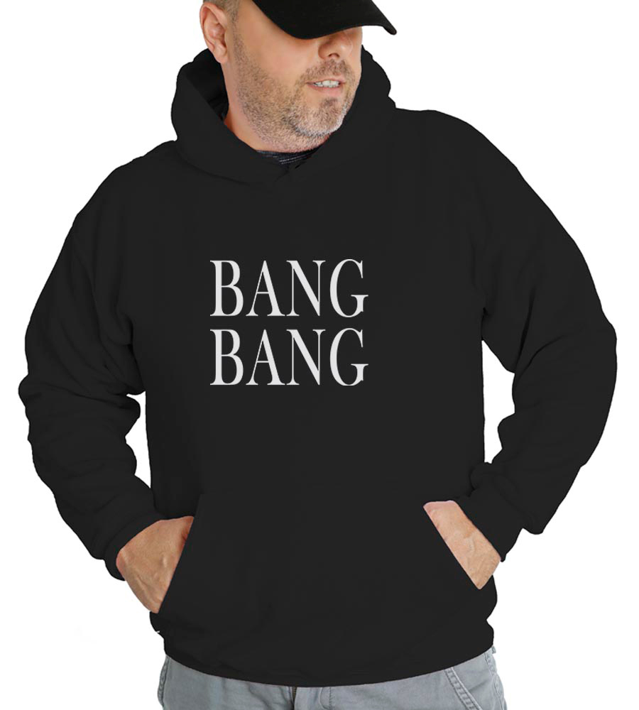 Bang Bang Hooded Sweatshirt