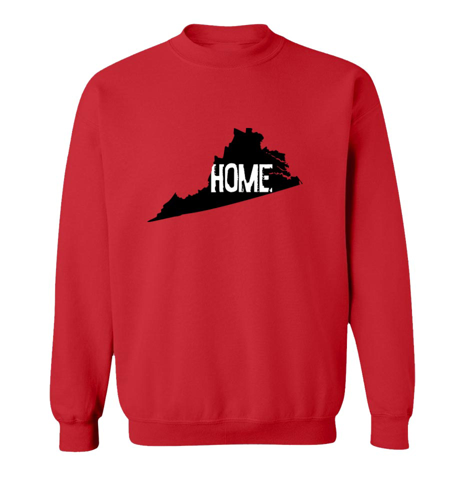 Virginia Home Crew Neck Sweatshirt