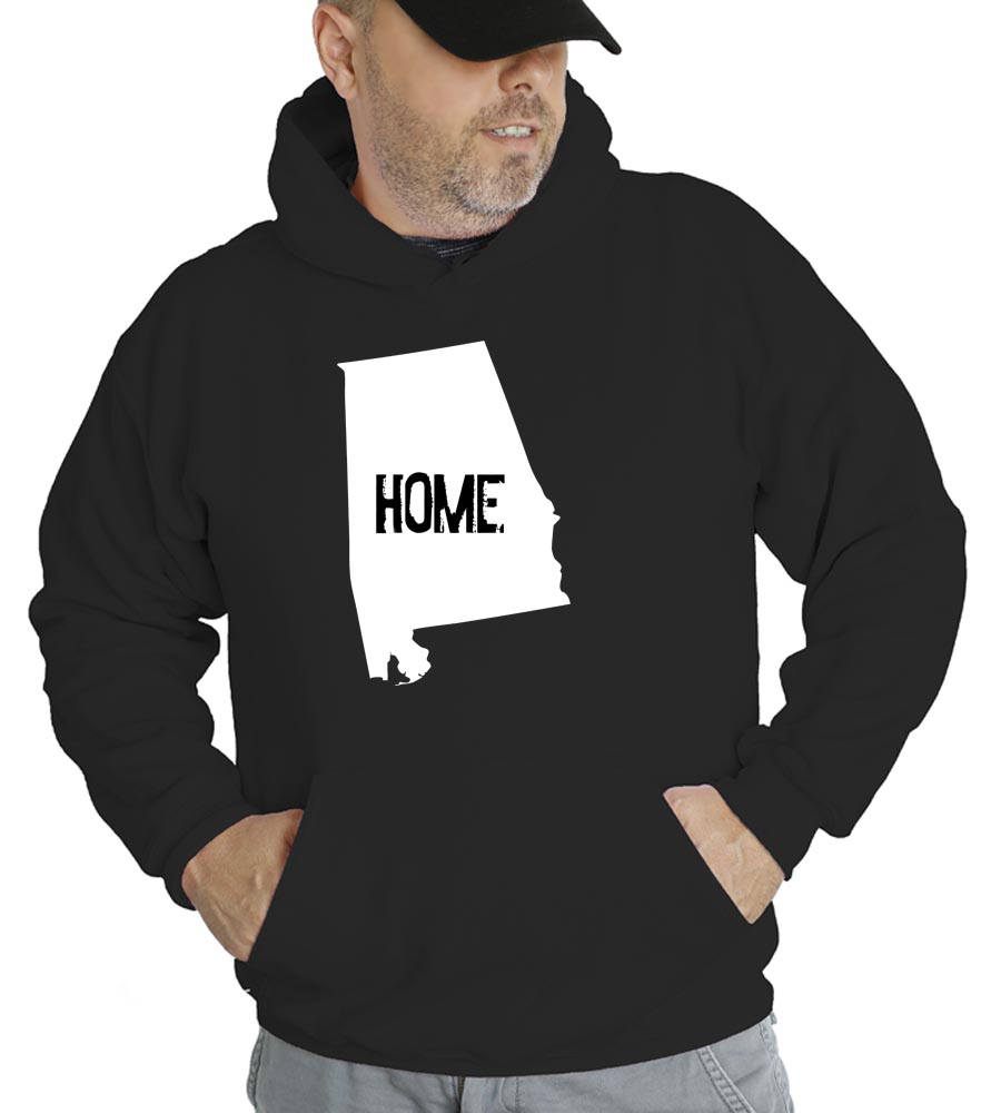 Alabama Home Hooded Sweatshirt