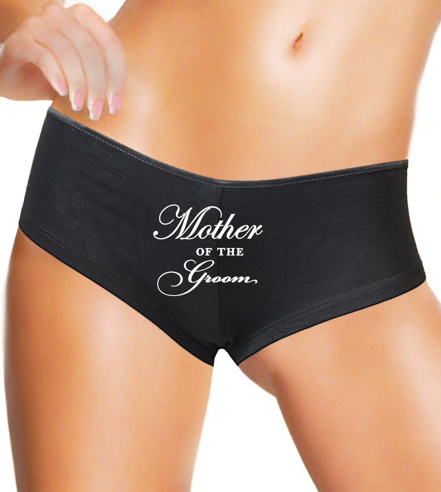 Mother of the Groom - Bella Hot Short Underwear