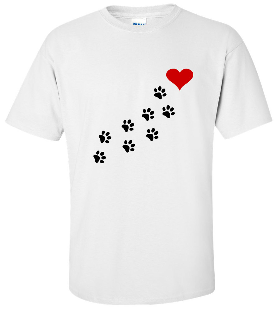 I love Cats Dogs T Shirt