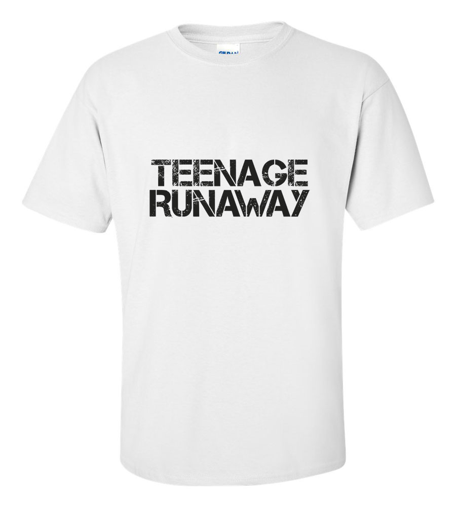 Teenage Runaway T Shirt