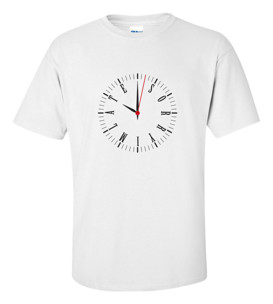 Sorry I'm Late Funny T Shirt