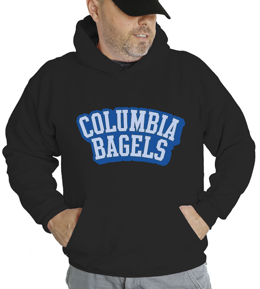 Columbia Bagels Hooded Sweatshirt