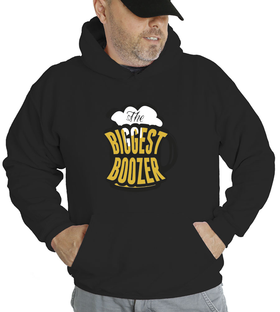 The Biggest Boozer Hooded Sweatshirt