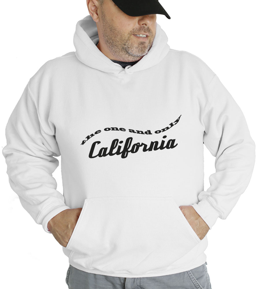The One and Only California Hooded Sweatshirt